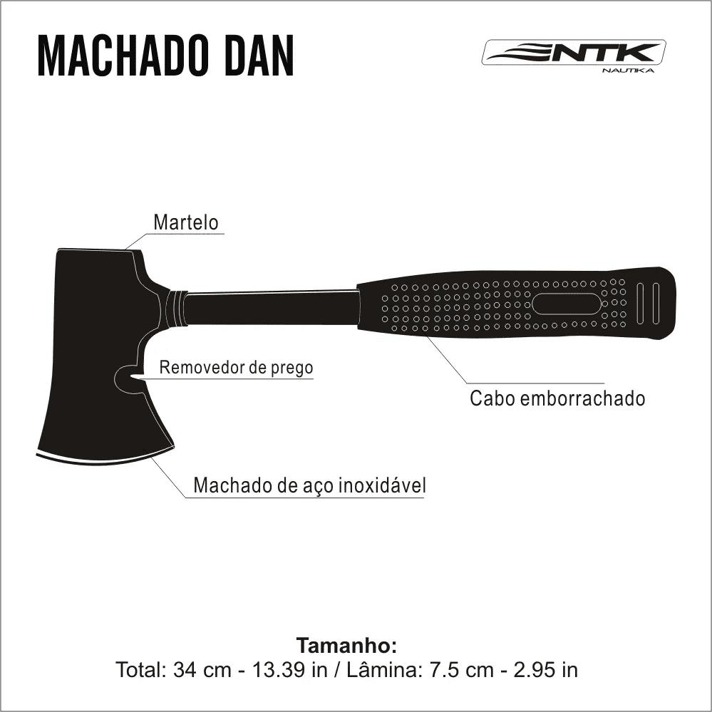 MACHADO DAN - NTK