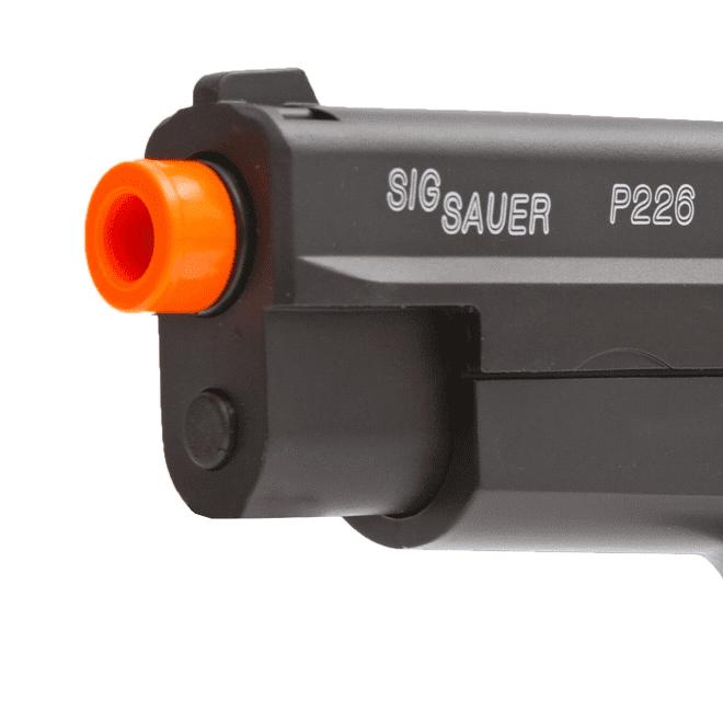 PISTOLA AIRSOFT SIG SAUER P226 SLIDE METAL SPRING - CYBERGUN