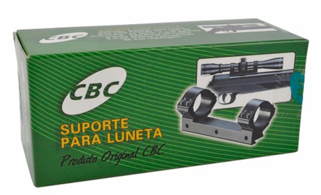SUPORTE DE LUNETA MOUNT ÚNICO CBC - 100MM