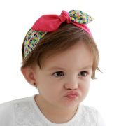 Tiara Turbante Dupla Face Multiuso