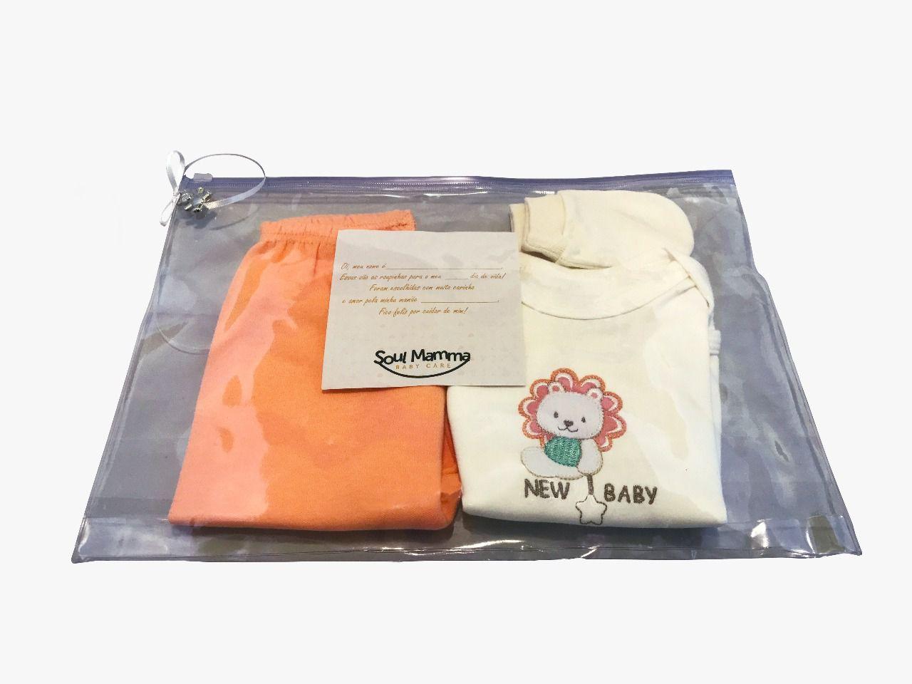 Kit 03 unidades de Saquinhos Maternidade