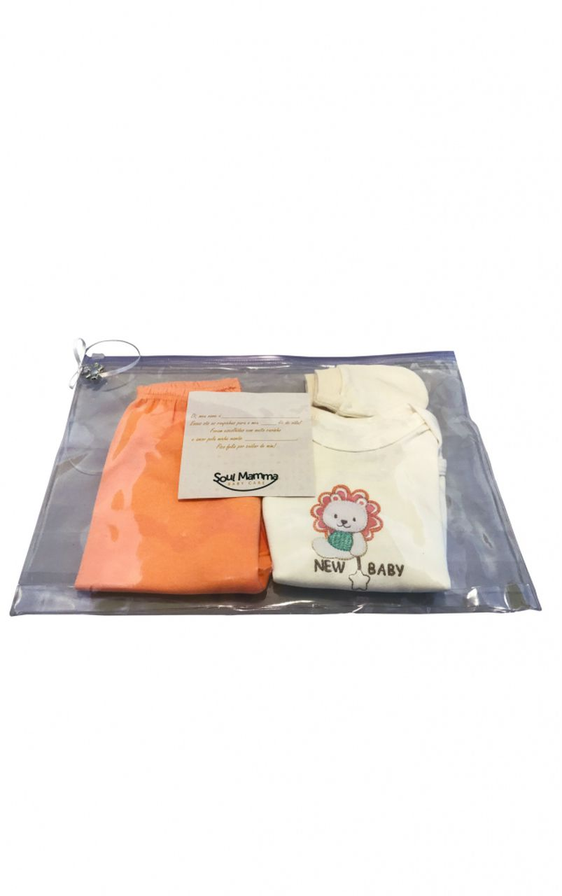 Kit 05 unidades de Saquinhos Maternidade