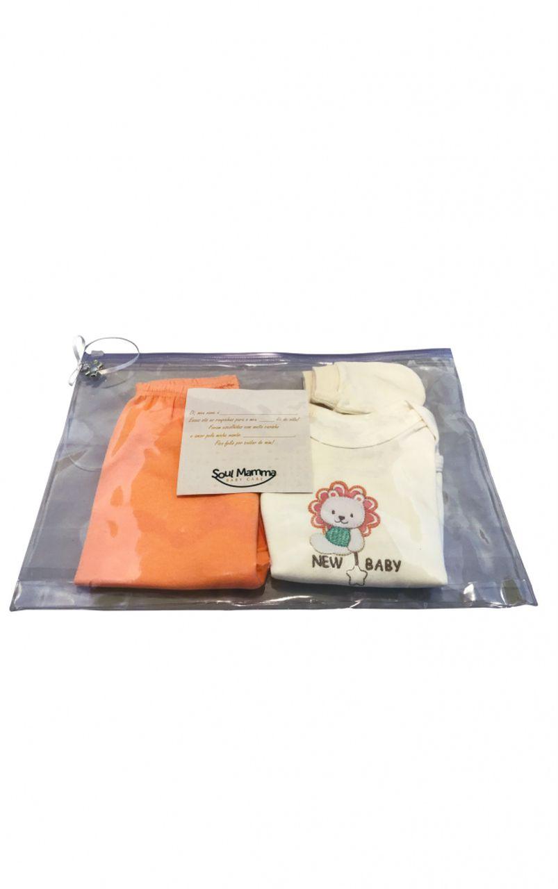 Kit 06 unidades de Saquinhos Maternidade