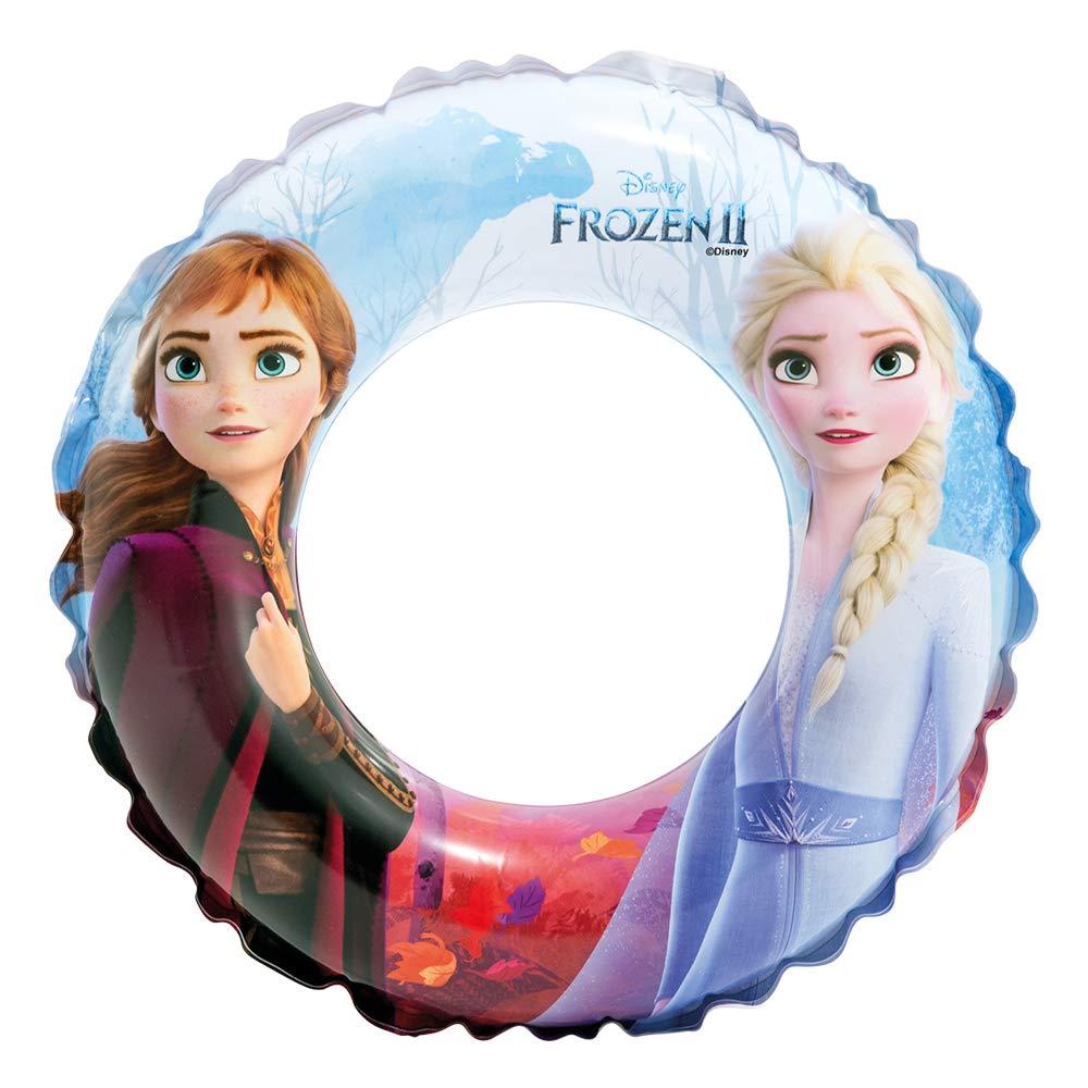 Boia Circular Infantil Inflável 51cm Frozen II Intex