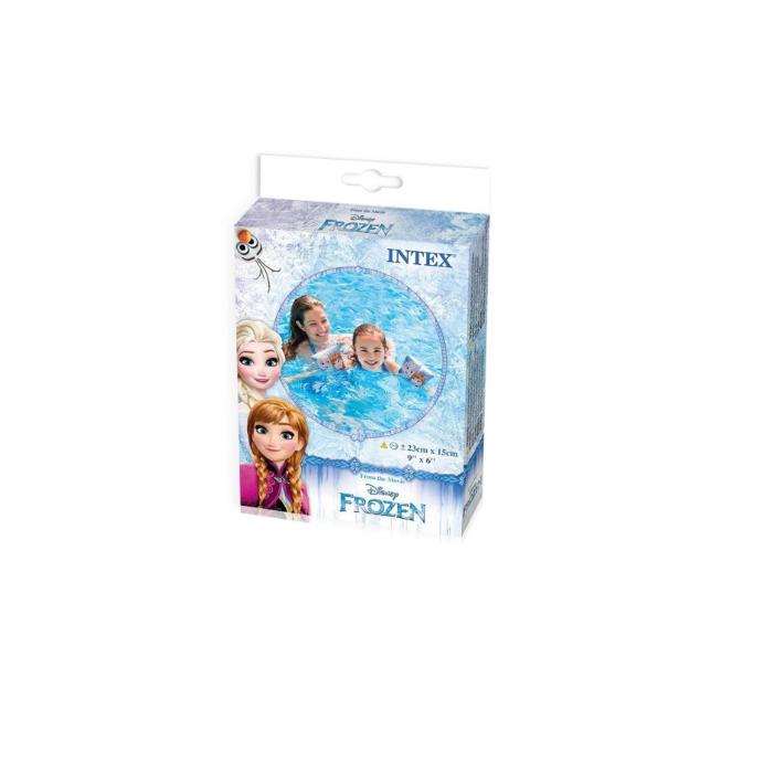 Boia de Braço Infantil Inflável Frozen II  23x15cm Intex