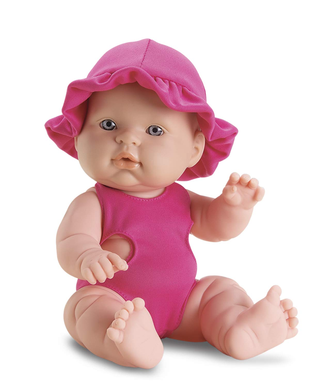 Boneca Baby Ball Praia se Bronzeia no Sol Roma Brinquedos