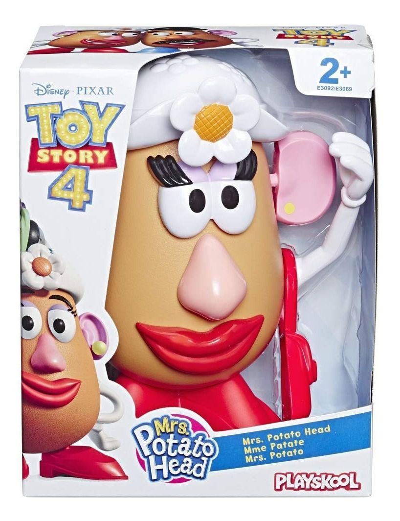 Boneca Senhora Cabeça de Batata Cara de Papa Toy Story 4 Brinquedo Hasbro