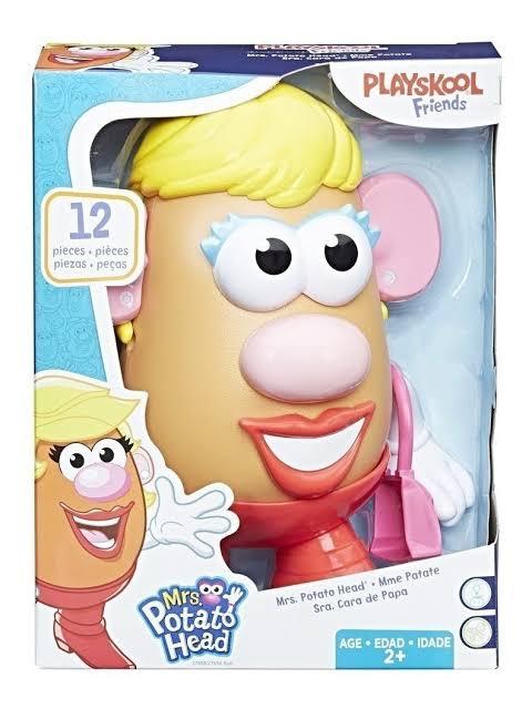 Boneca Sra Cabeça de Batata 13 pçs Mrs Potato Head