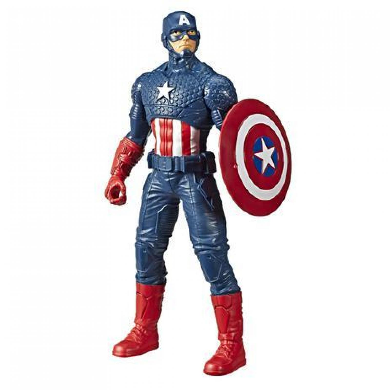 Boneco Capitão América Marvel Vingadores Hasbro