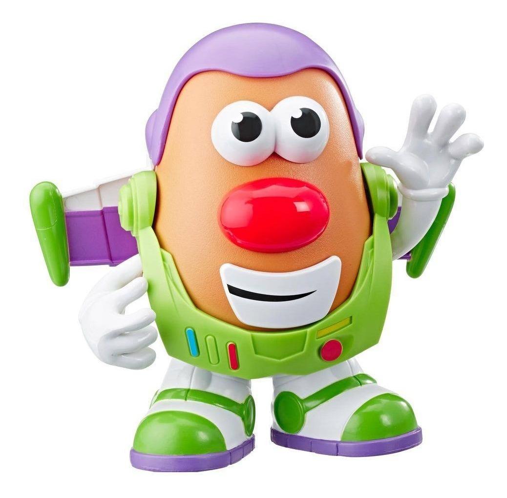 Boneco Senhor Cabeça de Batata Buzz Lightyear Toy Story Brinquedo Hasbro