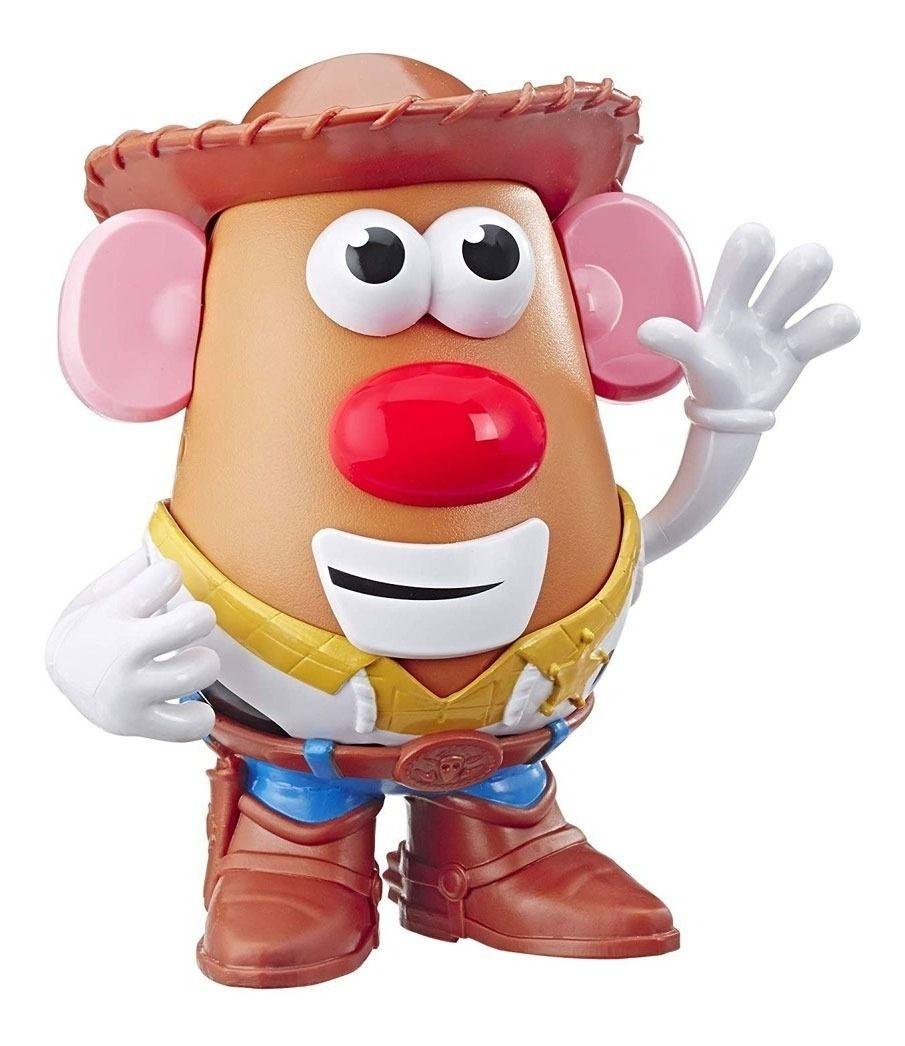 Boneco Senhor Cabeça de Batata Woody Toy Story Brinquedo Hasbro