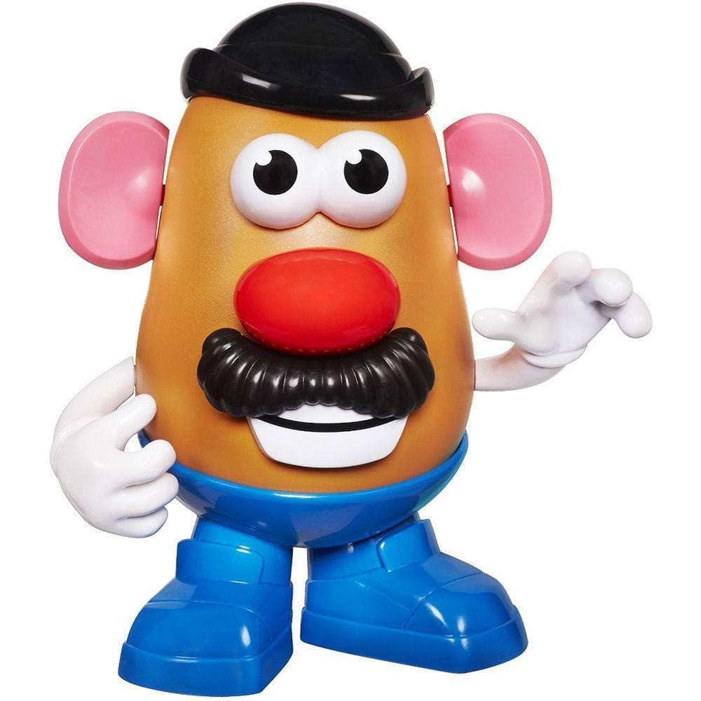 Boneco Sr Cabeça de Batata 13 pçs Mr Potato