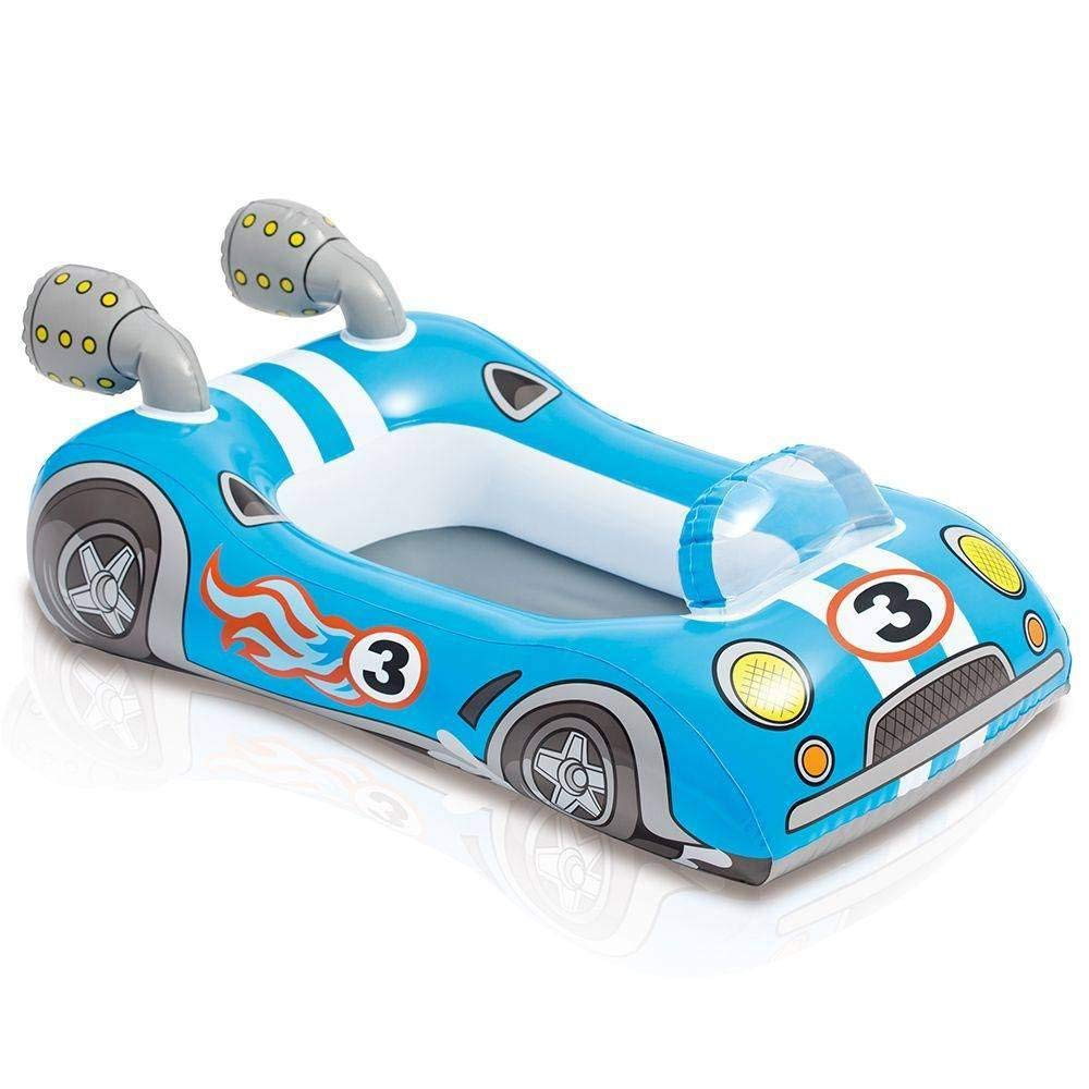 Bote Inflável Infantil Cruisers Carro Intex