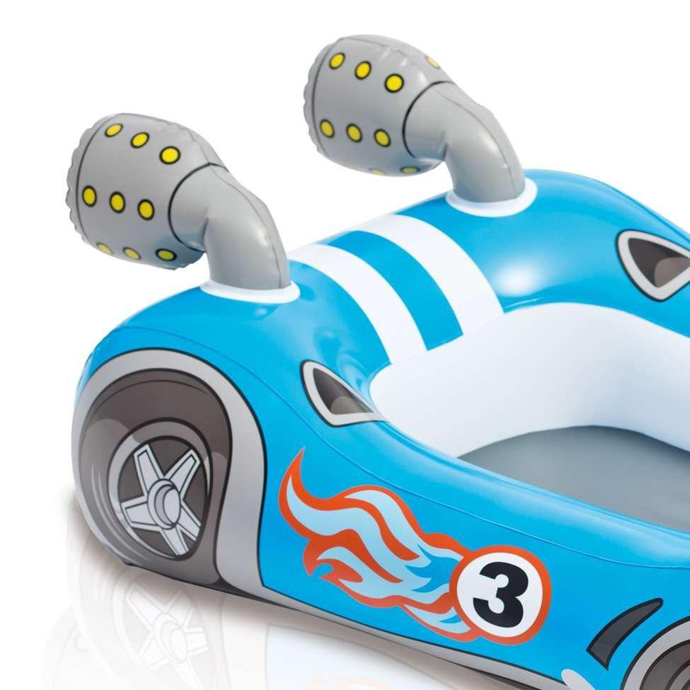 Bote Inflável Infantil Cruisers Carro Intex