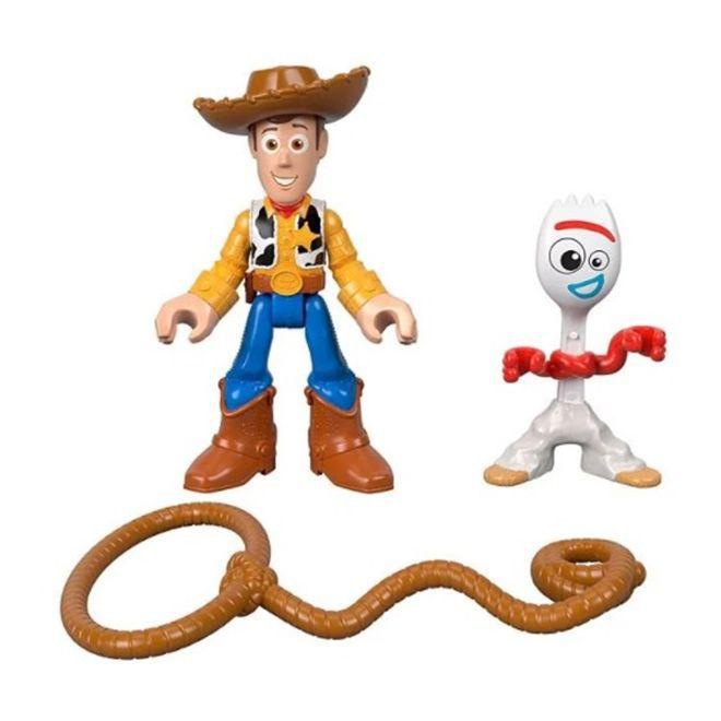 Brinquedo Imaginext Toy Story 4 Personagens Mattel