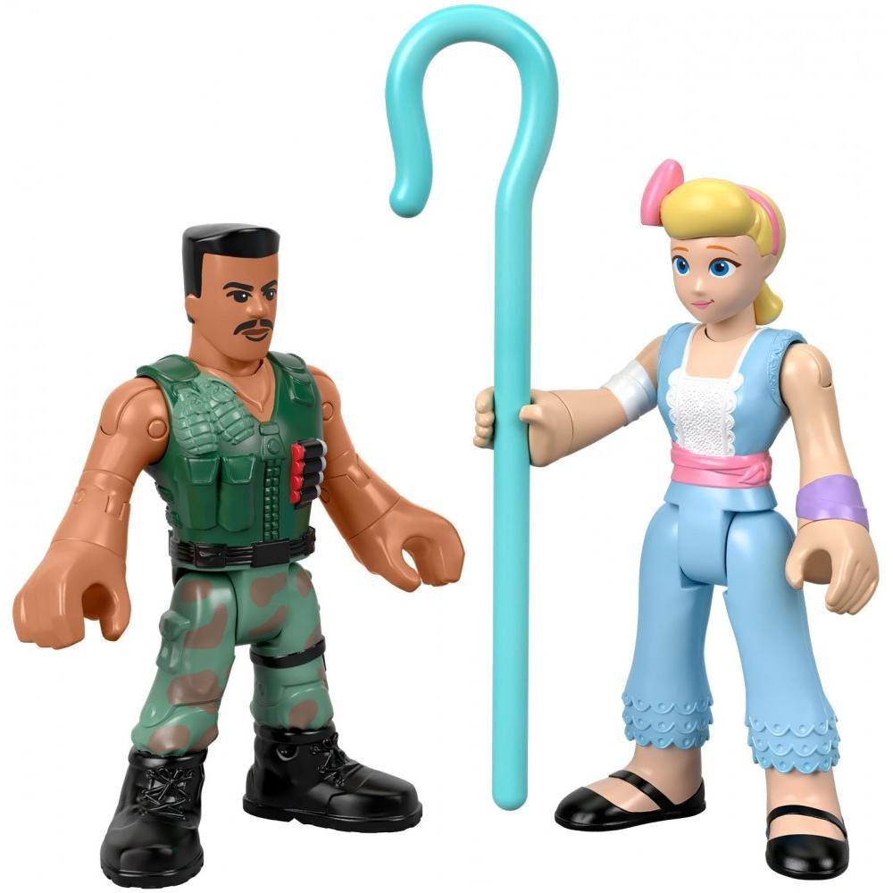Brinquedo Imaginext Toy Story 4 Personagens Mattel Sortidos