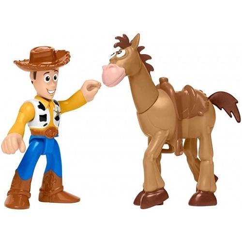 Brinquedo Imaginext Toy Story Figuras Clássicas Mattel Sortidas