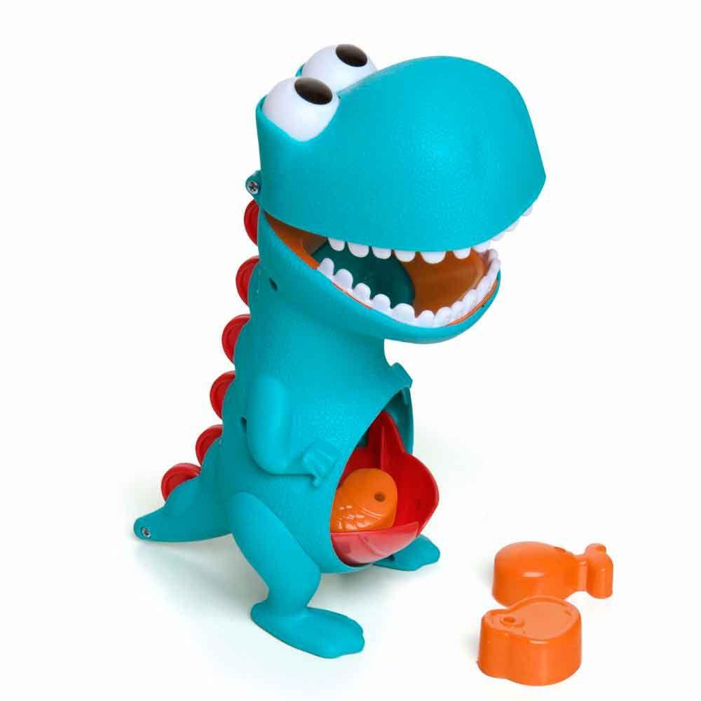 Brinquedo para Bebe Dino Papa Tudo ELKA