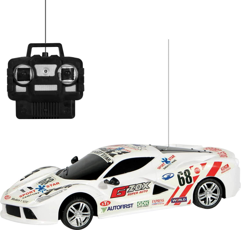 Carro Controle Remoto Interlagos Linha Gp 4 funções Art Brink