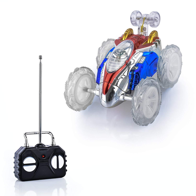 Carro de Controle Remoto Dasher 360° com Luz
