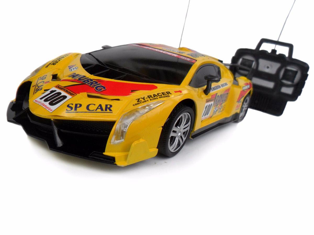 Carro de Controle Remoto Monte Carlo Linha GP Art Brink