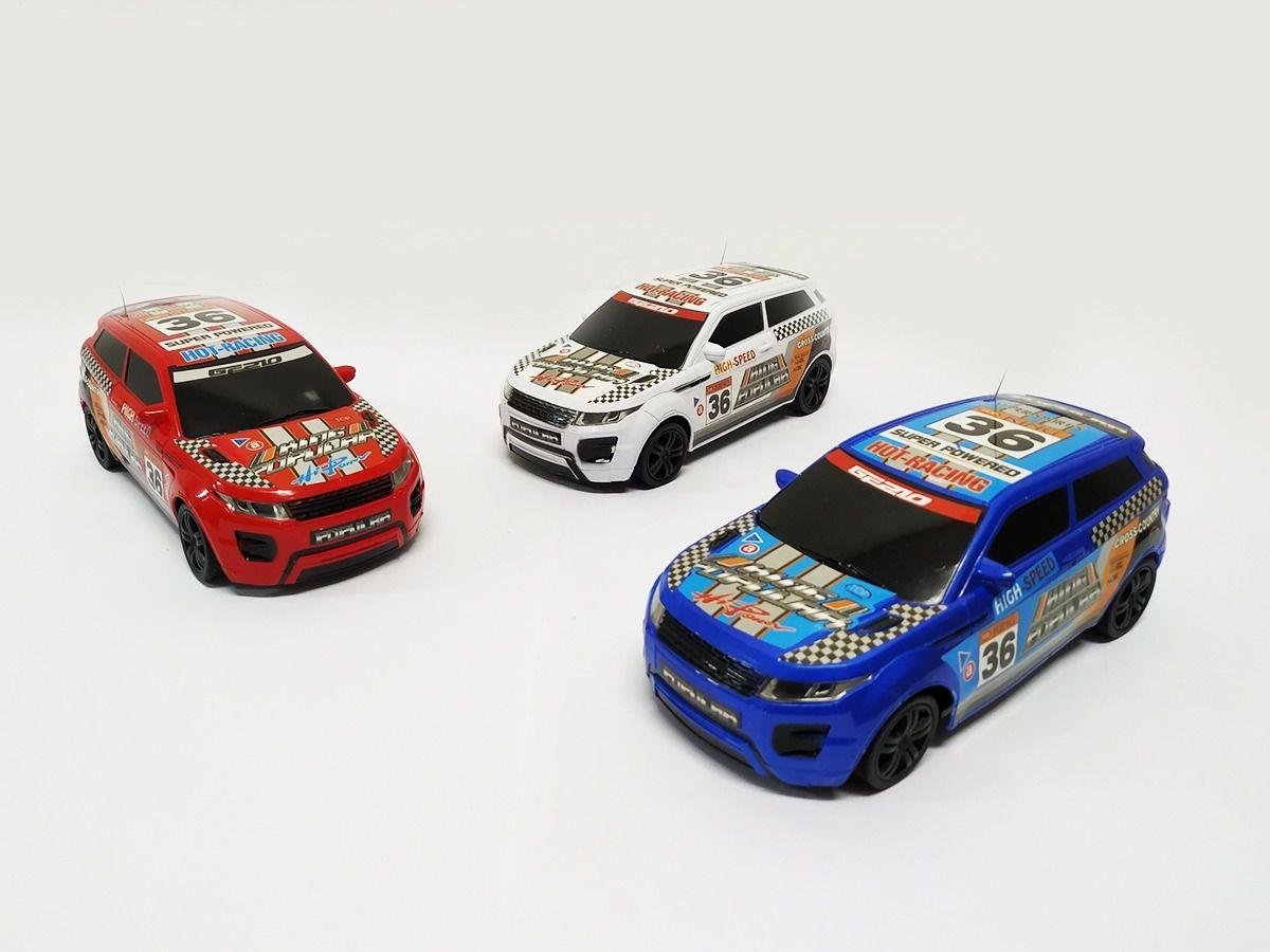 Carro de Controle Remoto Suzuka Linha GP 4 Funções Brinquedo Art Brink