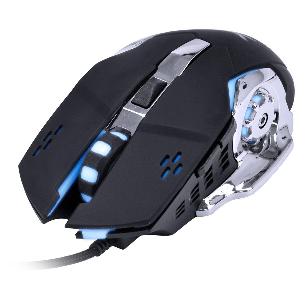 Combo Gamer Vx Gaming Grifo Teclado + Mouse 2400 Dpi Led Usb