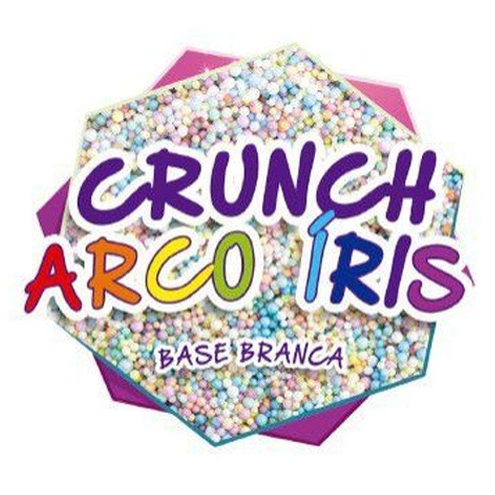 Fabrica de Slime Kimeleka Crunch Arco Iris Acrilex Art kids