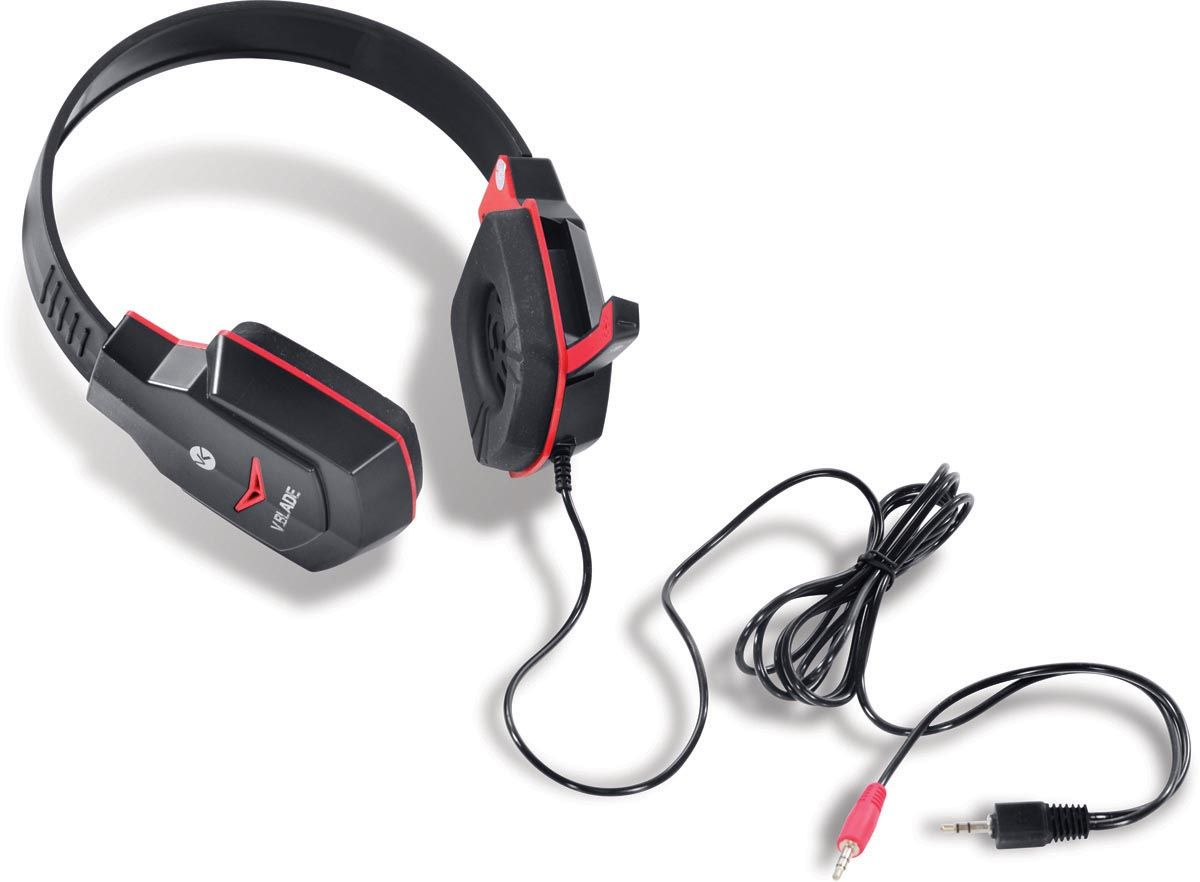 Headset Gamer VX Gaming V Blade P2 com Microfone Retratil Vinik