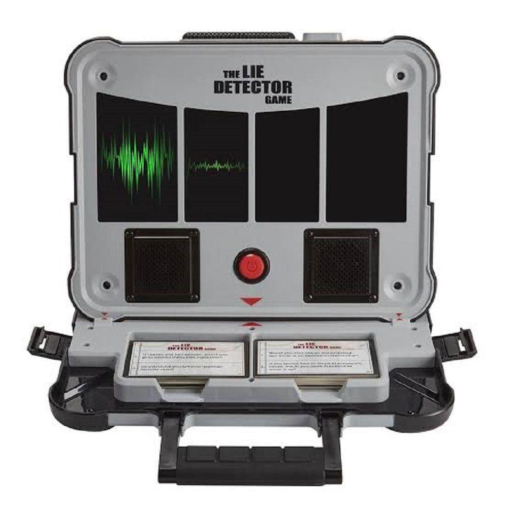 Jogo Detector de Mentiras Hasbro E4641