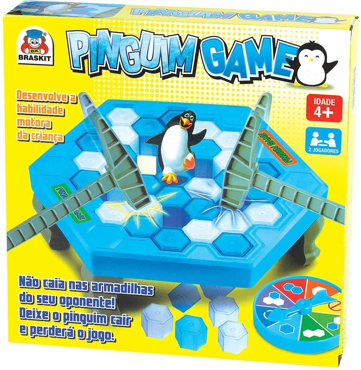 Jogo Diverso Pinguim Game Braskit
