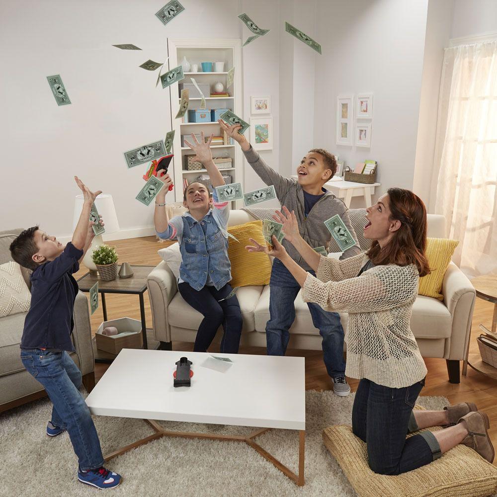 Jogo Monopoly Chuva de Dinheiro Hasbro E3037