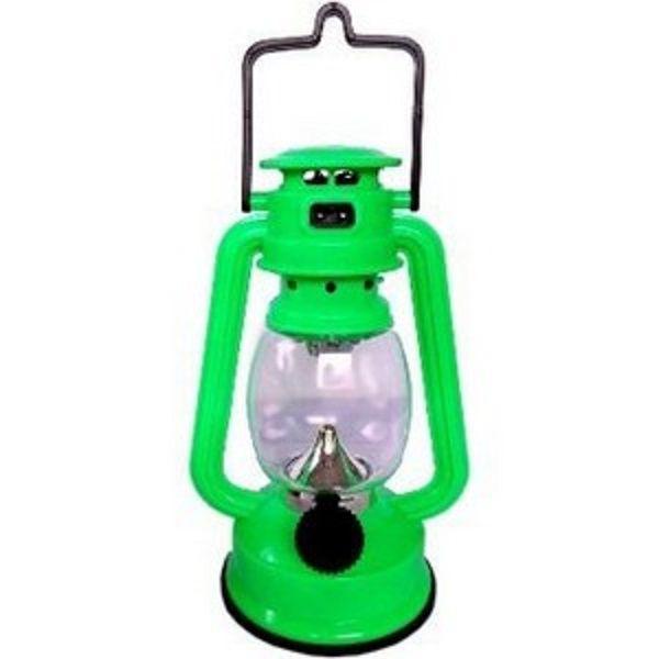 Lampião Luminária Led Recarregavel Bivolt Lanterna Acampar Monaliza cor Sortida
