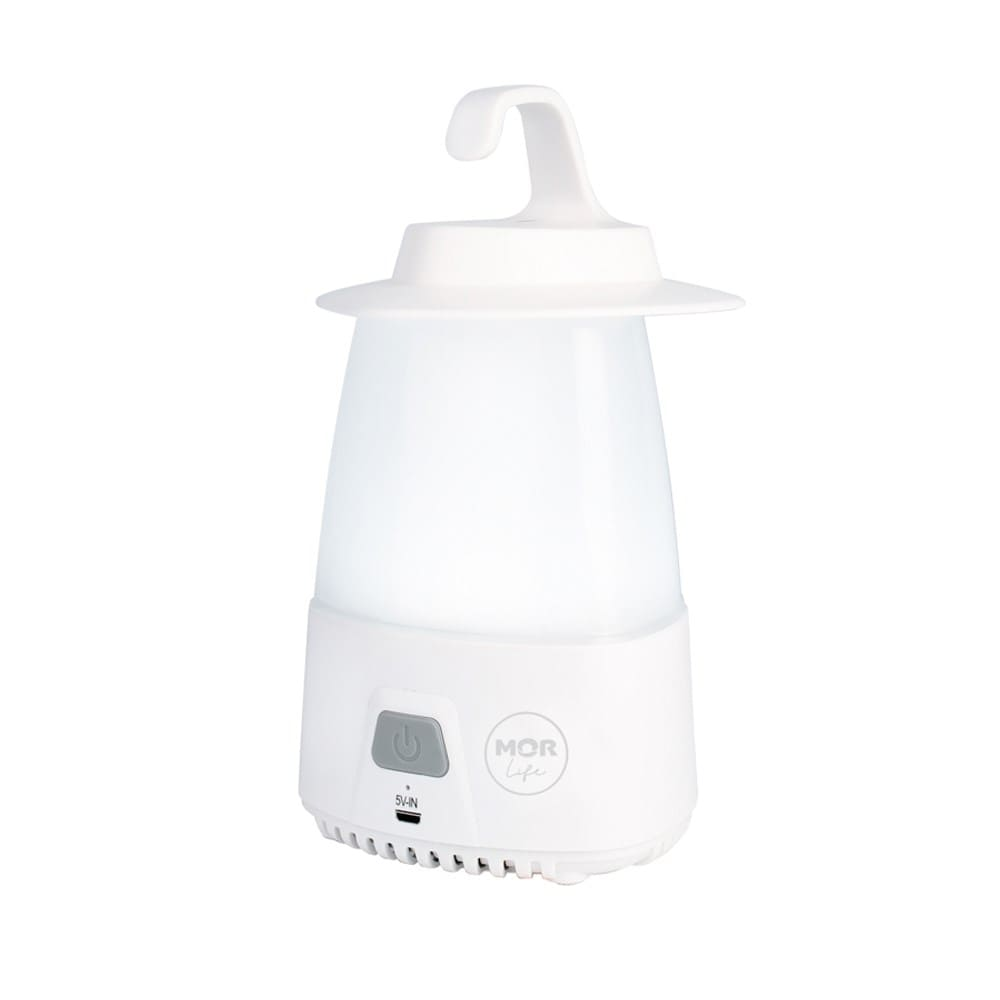 Luminária Portátil com Gancho 545 Lumens Recarregável Mor