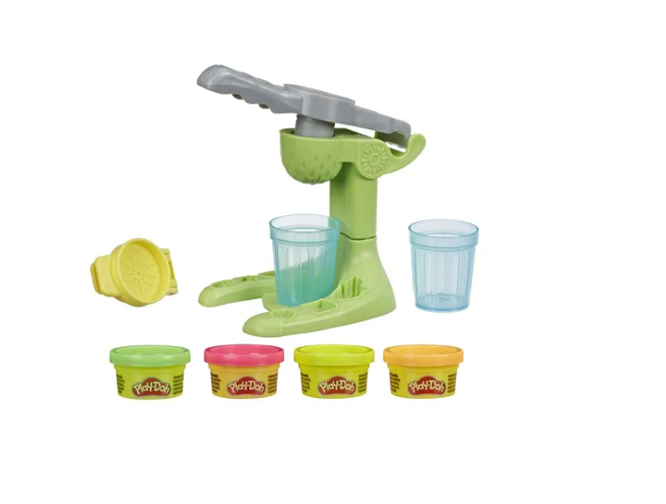 Massinha de Modelar Kitchen Creations Máquina de Sucos Tropicais PlayDoh
