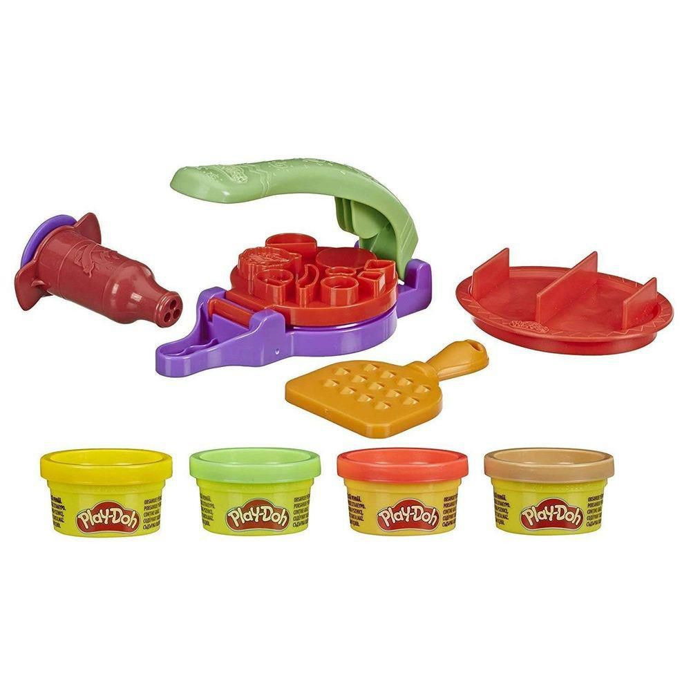 Massinha de Modelar Kitchen Creations Tacos Divertidos PlayDoh