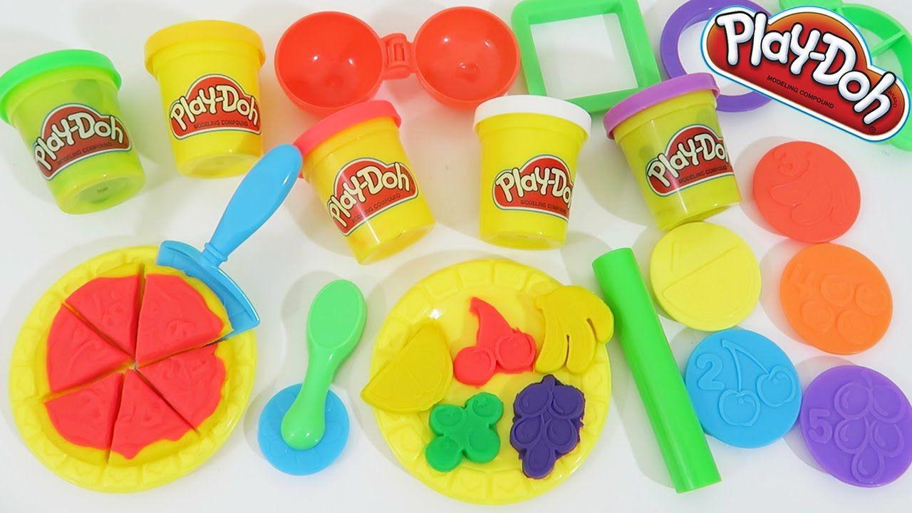 Massinha de Modelar Play Doh Hora do Almoço Hasbro