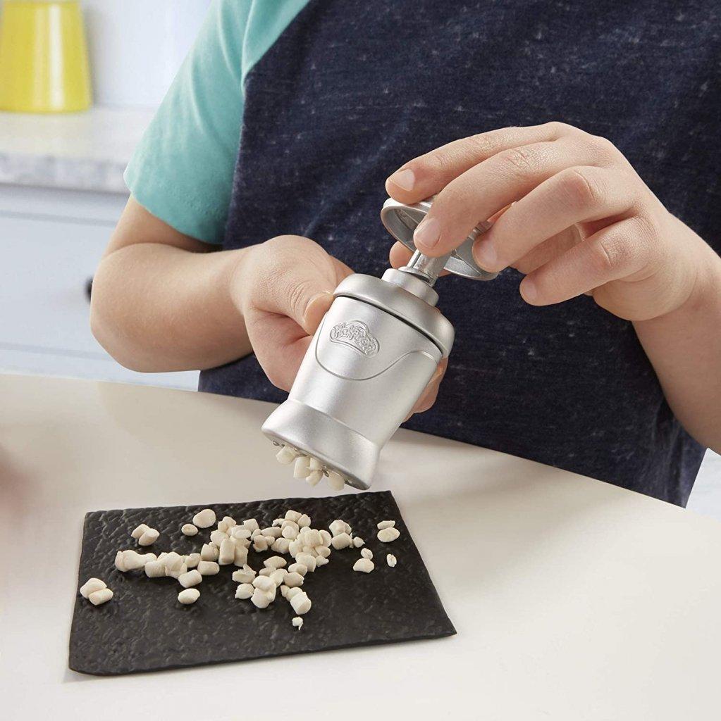 Massinha de Modelar Play Doh Kitchen Comidas Japonesas Sushi Hasbro