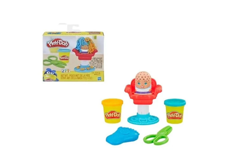 Massinha de Modelar Play Doh Mini Kit Corte Maluco Cabeleireiro Hasbro