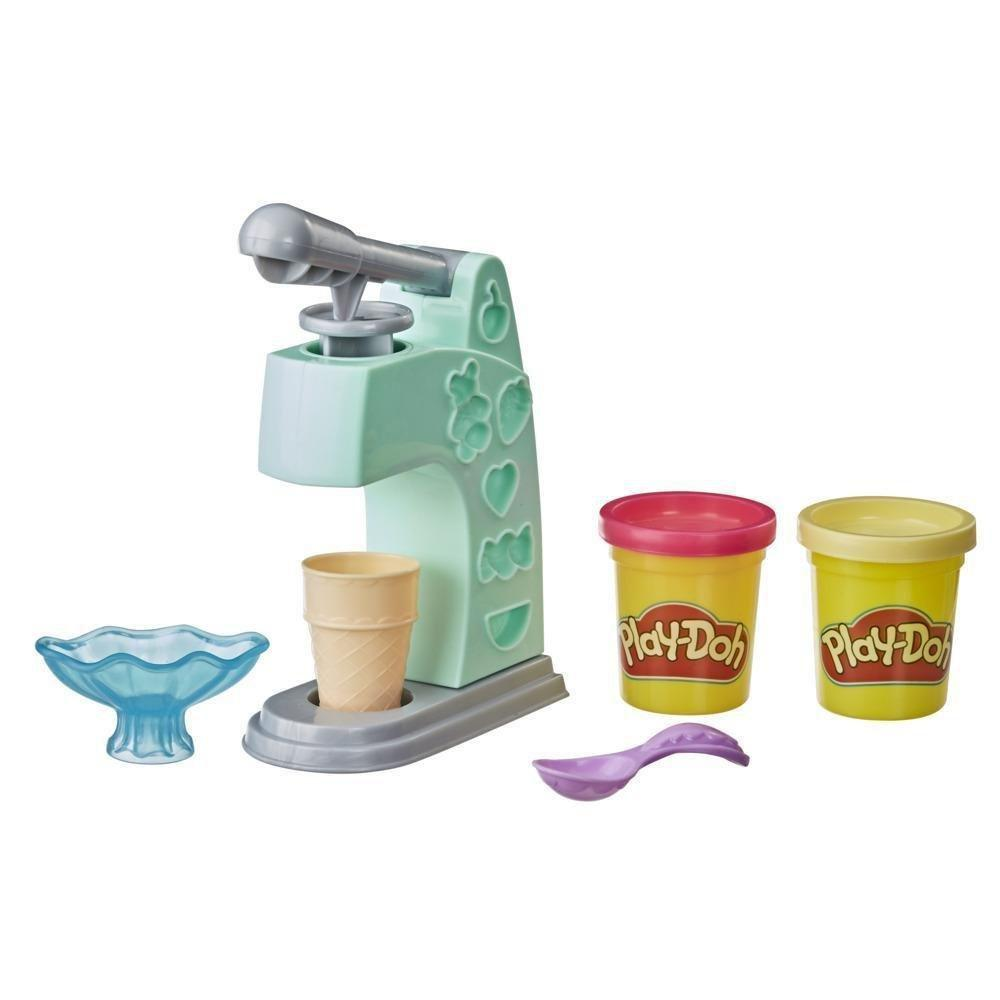 Massinha de Modelar Play Doh Mini Sorveteria Divertida Hasbro