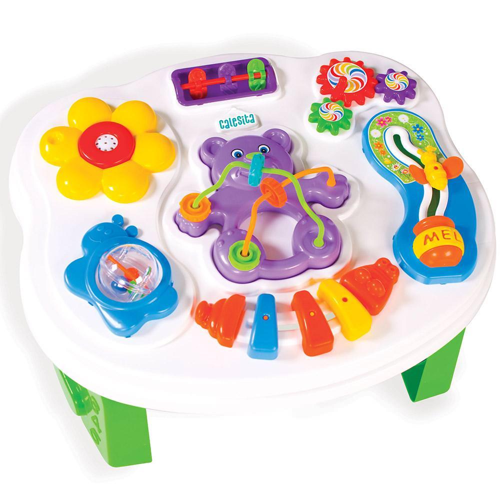 Mesa de Atividades Infantil Smart Table com Melodia Calesita