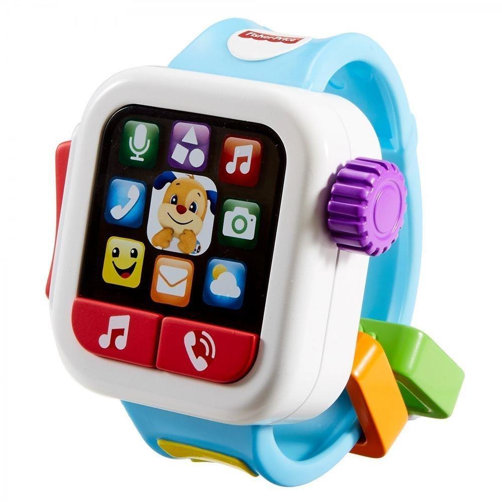 Meu Primeiro Smartwatch Aprender e Brincar Fisher Price