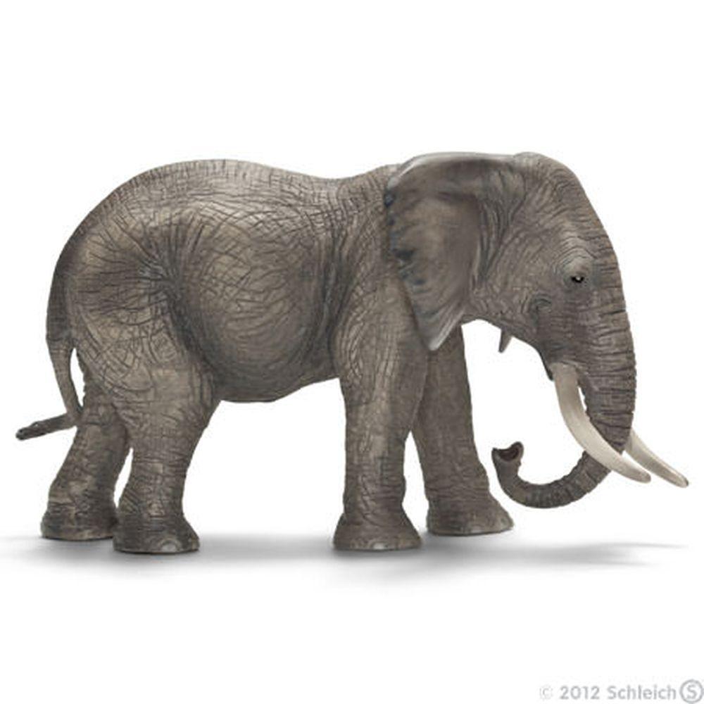 Miniatura de Elefante Africano Femea Schleich 14657