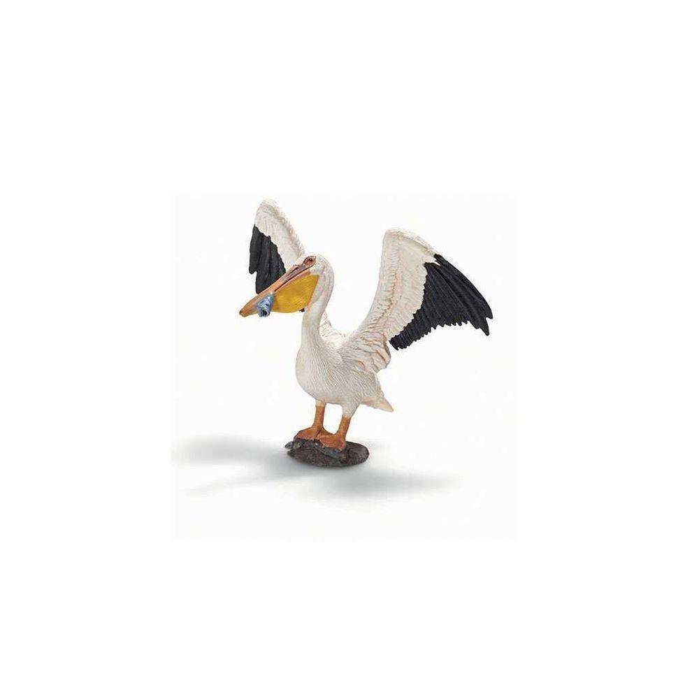 Miniatura de Pelicano Schleich 14673