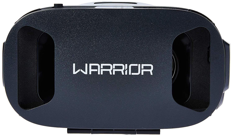 Óculos 3d Realidade Virtual Headphone Warrior com Fone Ouvido Multilaser
