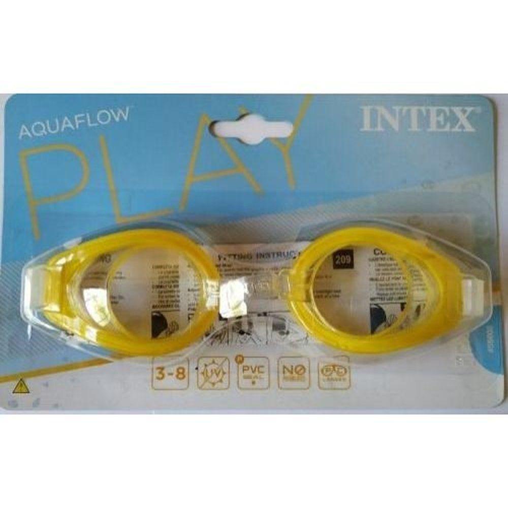 Óculos de Natação Infantil Aquaflow Play Intex