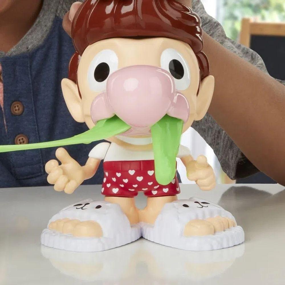 Slime Play Doh Snotty Scotty Brinquedo Divertido Hasbro