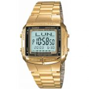 Relógio Casio Vintage Data Bank DB-360G-9ADF
