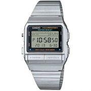 Relógio Casio Vintage Data Bank DB-380-1DF