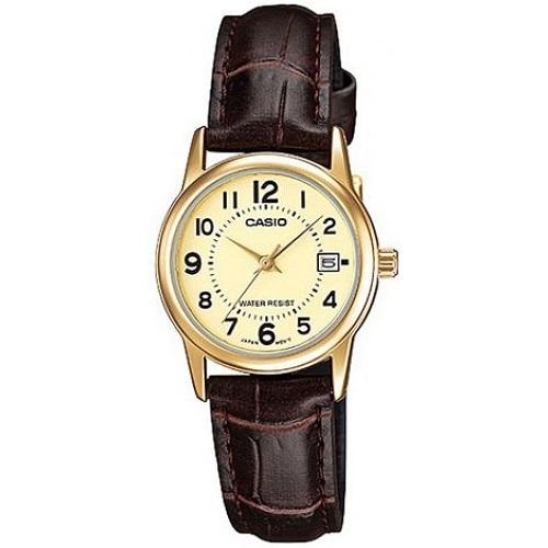 Relógio Casio Analógico Feminino LTP-V002GL-9BUDF